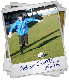 Petrov Charity Event