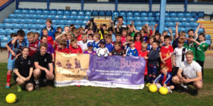 FootieBugs - Professional and Fun football For Kids aged 3-11 years!
