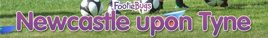 Footiebugs - fun football for kids aged 3-11 years!