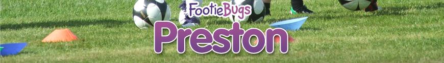 footiebugs preston - fun football for kids aged 3-11 years