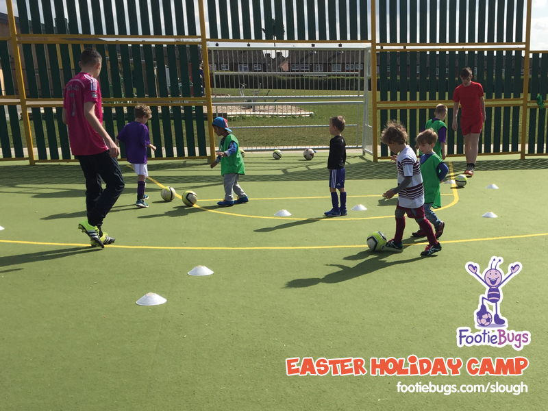 Footiebugs slough - easter holiday camp 2016 (2)