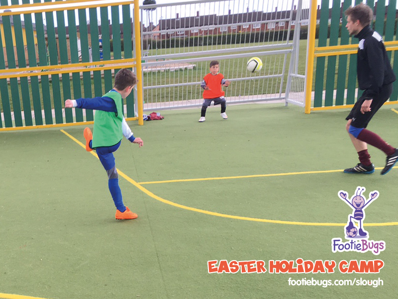 Footiebugs slough - easter holiday camp 2016 (4)
