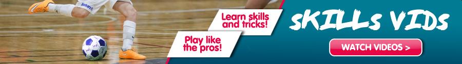 footiebugs skills videos
