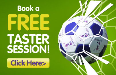 Book a footiebugs taster session!