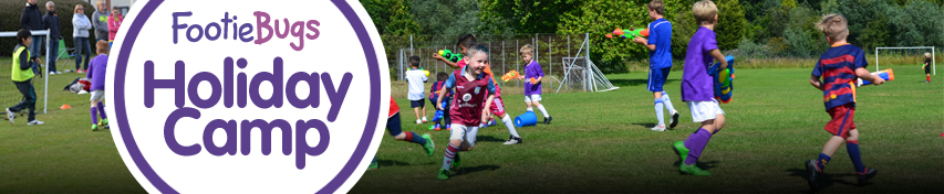 FootieBugs Holiday Camps - Fun football for kids!
