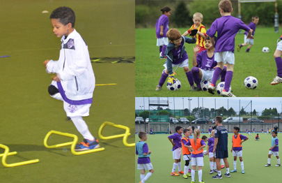 FootieBugs fun football for kids aged 3-11 years!