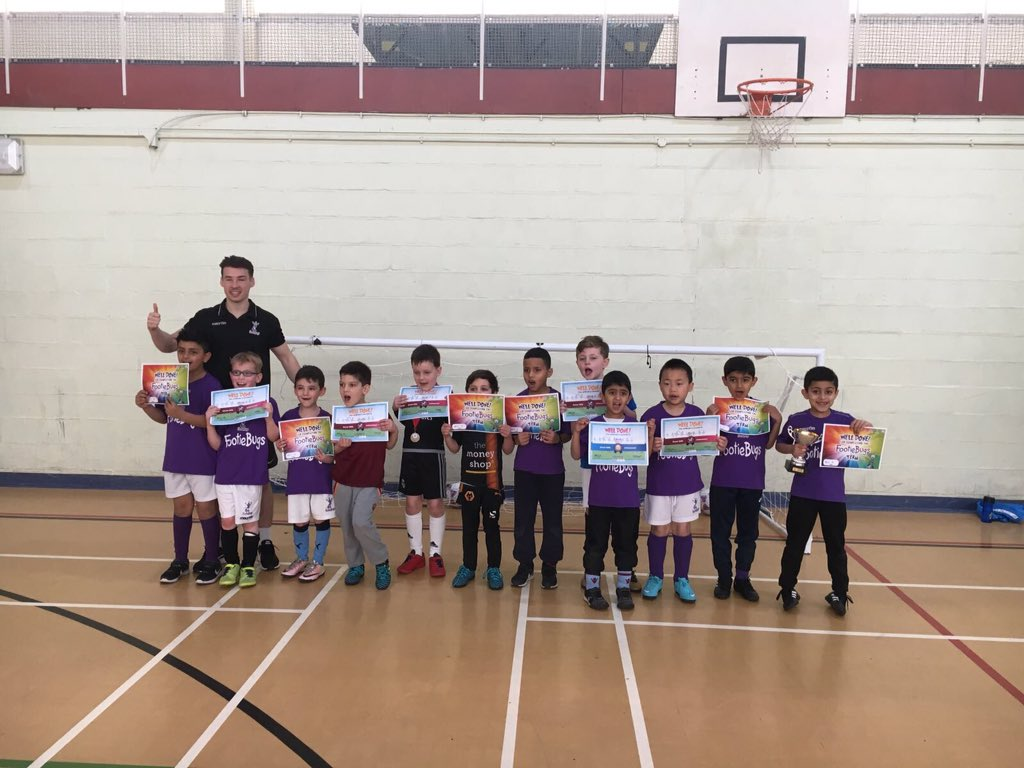 FootieBugs Children's Football Classes in Solihull
